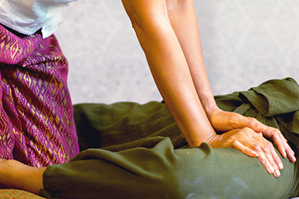 Lanna thai massage berlin